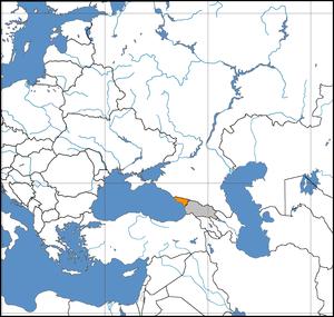 Abkhazia Geography