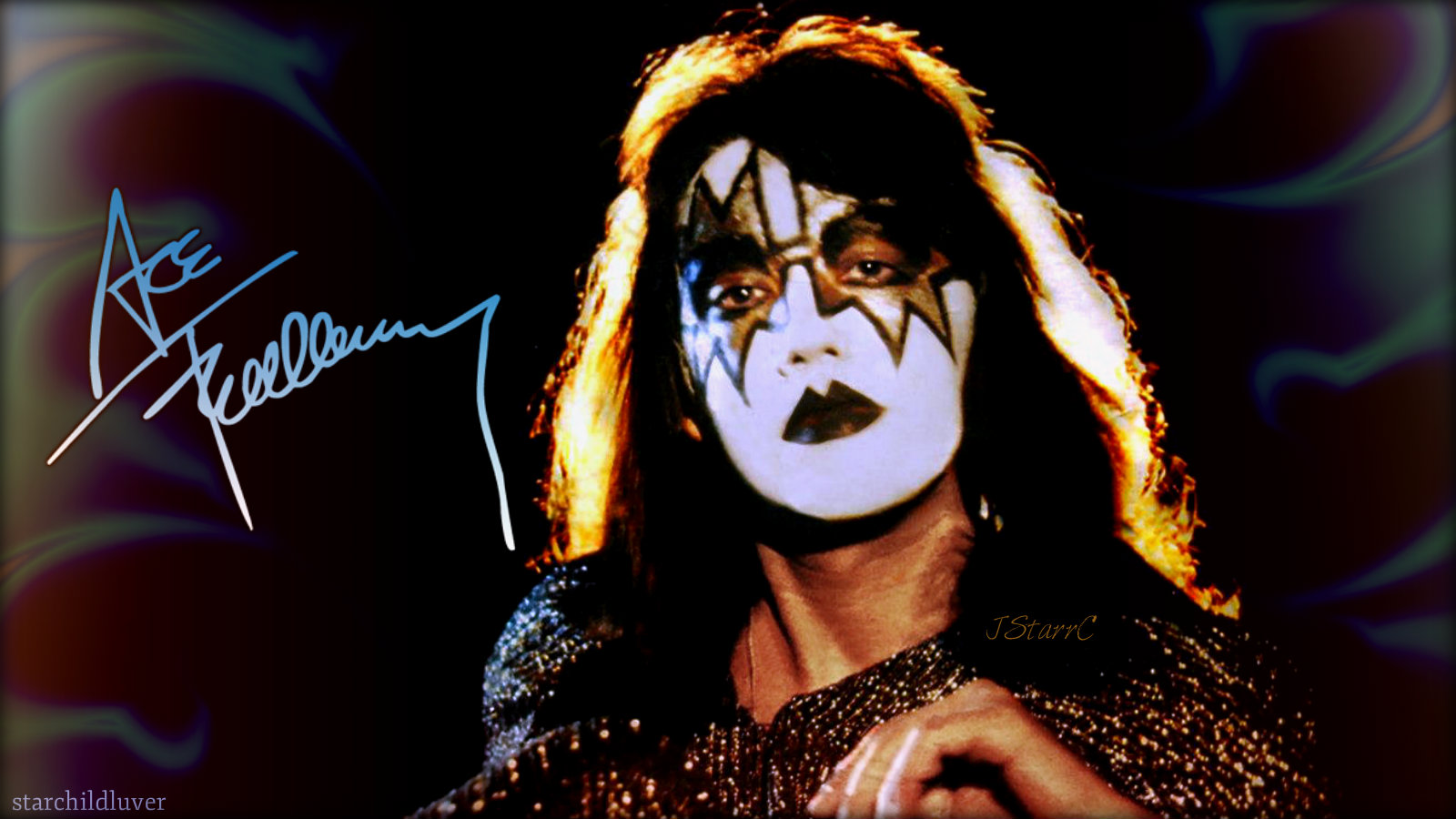 KISS images Ace Frehley HD wallpaper and background photos