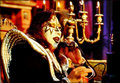 Ace ~Hollywood, California…October 20, 1976 (Paul Lynde Halloween Special) - kiss photo