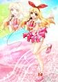 Aikatsu  - anime fan art