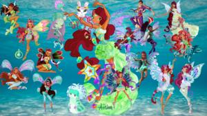 Aisha's/Layla's Collage