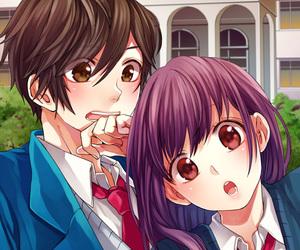 Akari and Mocchi