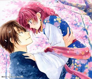 暁(NARUTO) no YONA- Hak and Yona