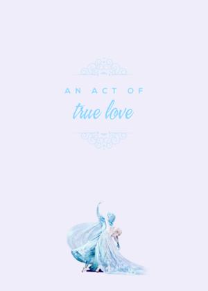 An Act of True tình yêu Can Thaw a Nữ hoàng băng giá tim, trái tim