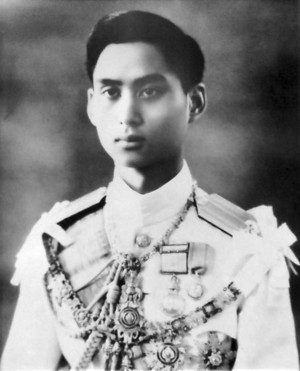 Ananda Mahidol ( 20 September 1925 – 9 June 1946)