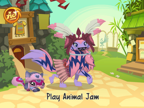 Animal marmelade Hintergrund possibly containing Anime titled Animal Jam 2