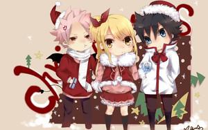 anime giáng sinh