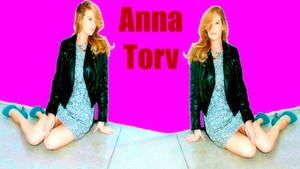 Anna Torv fondo de pantalla