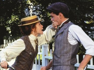 Anne and Gilbert <3