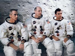 Apollo 10 Mission Crew