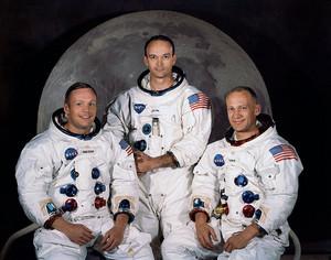 Apollo 11 Mission Crew