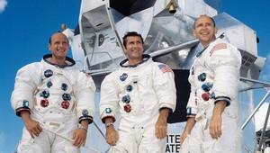 Apollo 12 Mission Crew