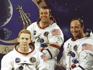 Apollo 14 Mission Crew
