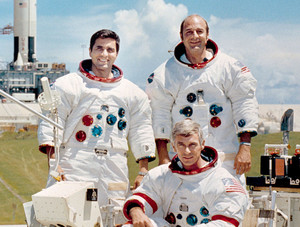 Apollo 17 Mission Crew