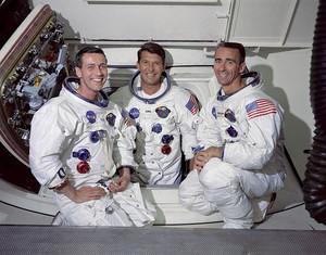 Apollo 7 Mission Crew