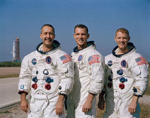 Apollo 9 Mission Crew