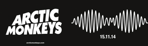 Arctic Monkeys banner