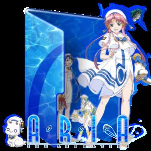 Aria the animatie <3
