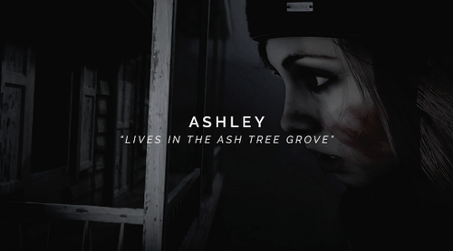 Until Dawn Wallpaper Probably Containing A Sign And Street Titled Ashley