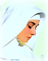 Audrey Hepburn / The Nun's Story  - audrey-hepburn fan art