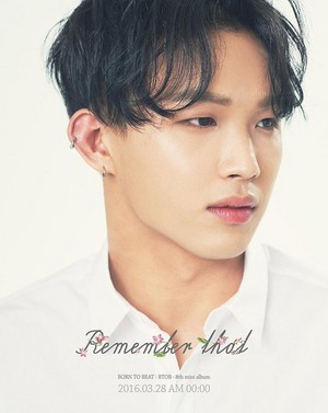 BTOB go barefoot for 'Remember That' teaser imagens