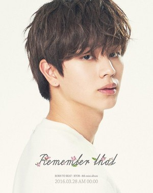 BTOB go barefoot for 'Remember That' teaser 이미지