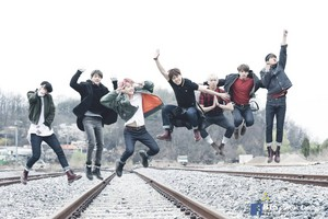 Bangtan Boys (Group)