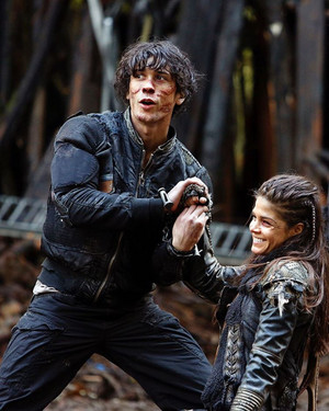 BTS The 100