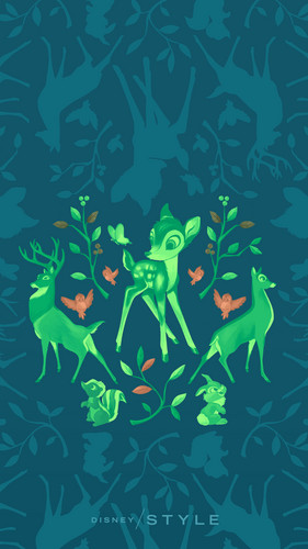 Bambi Wallpaper Titled Phone