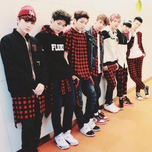 Bangtan Boys ♥