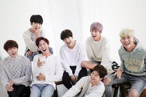 Bangtan Boys group 写真 ♥