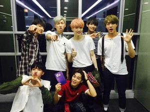Bangtan Boys group фото ♥