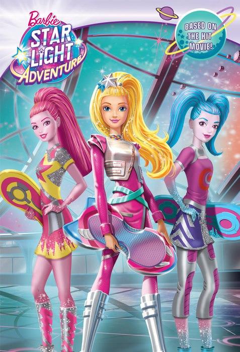 Barbie ster Light Adventure Book