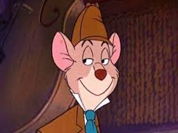 The Great Mouse Detective wallpaper entitled Basil