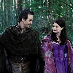 Belle and Neil
