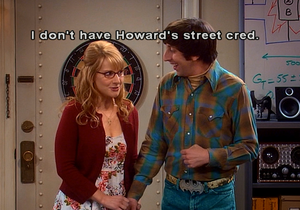 Bernadette and Howard