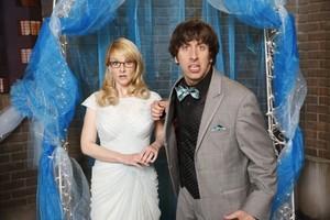 Bernadette and Howard