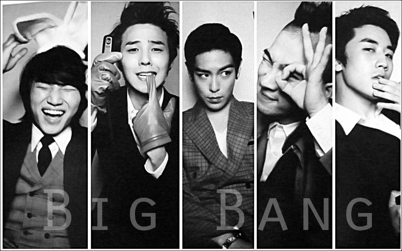 Big Bang Kpop Wallpaper 39464964 Fanpop