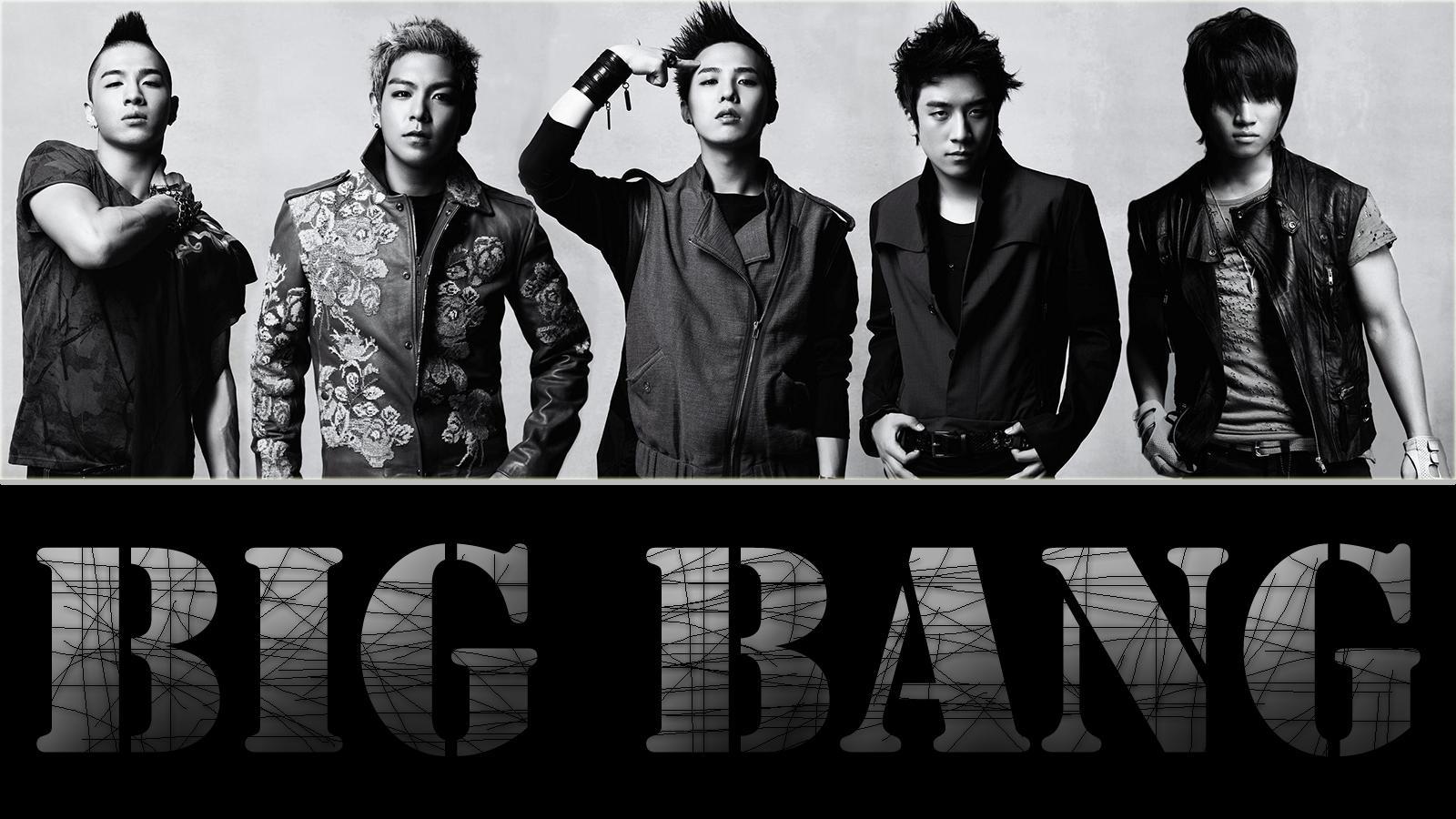 Big Bang Kpop Wallpaper 39464967 Fanpop