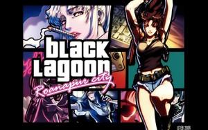 Black Lagoon Crossover