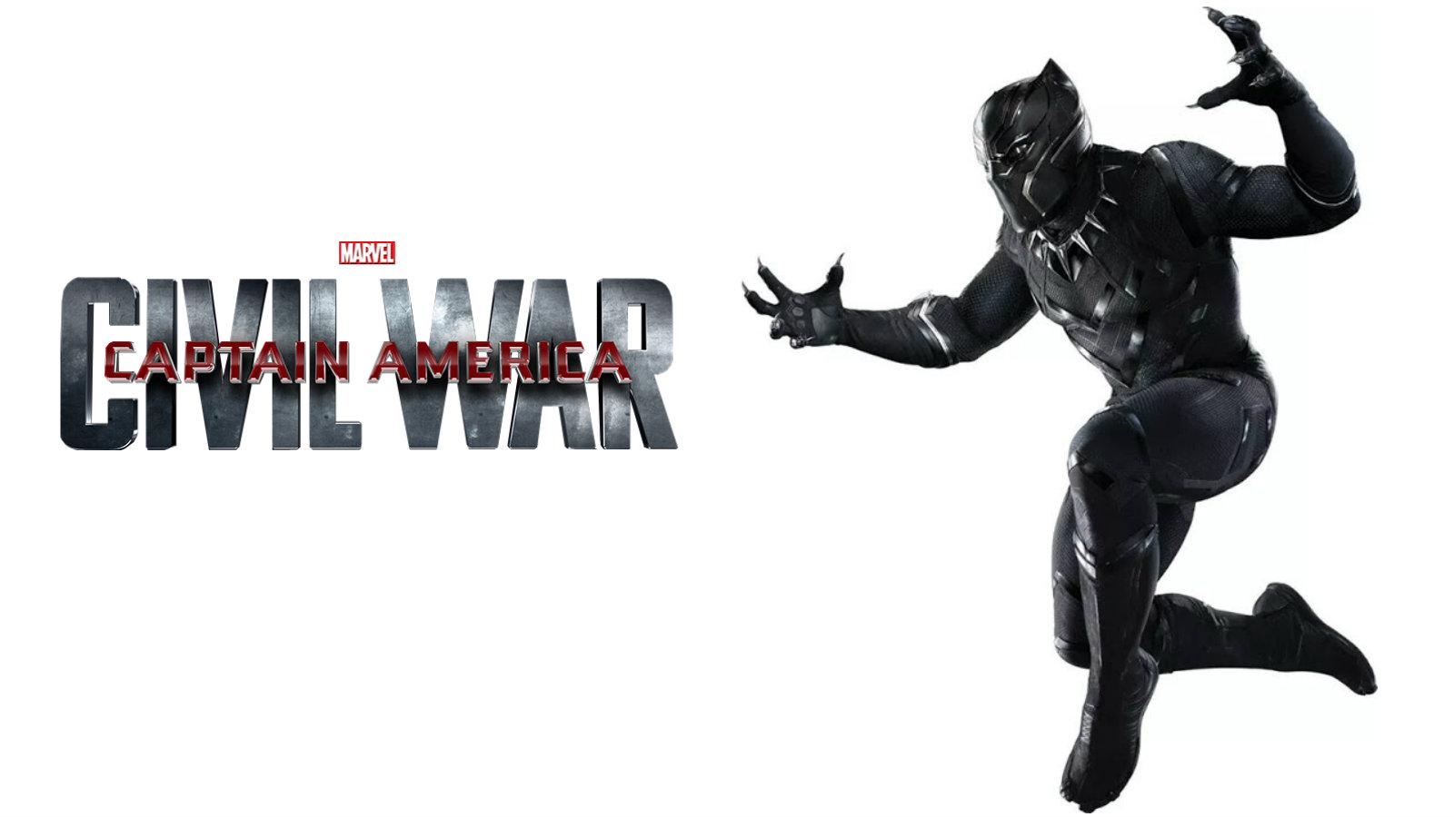 Captain america civil war images black panther t challa hd