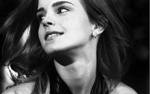 Black and white Emma