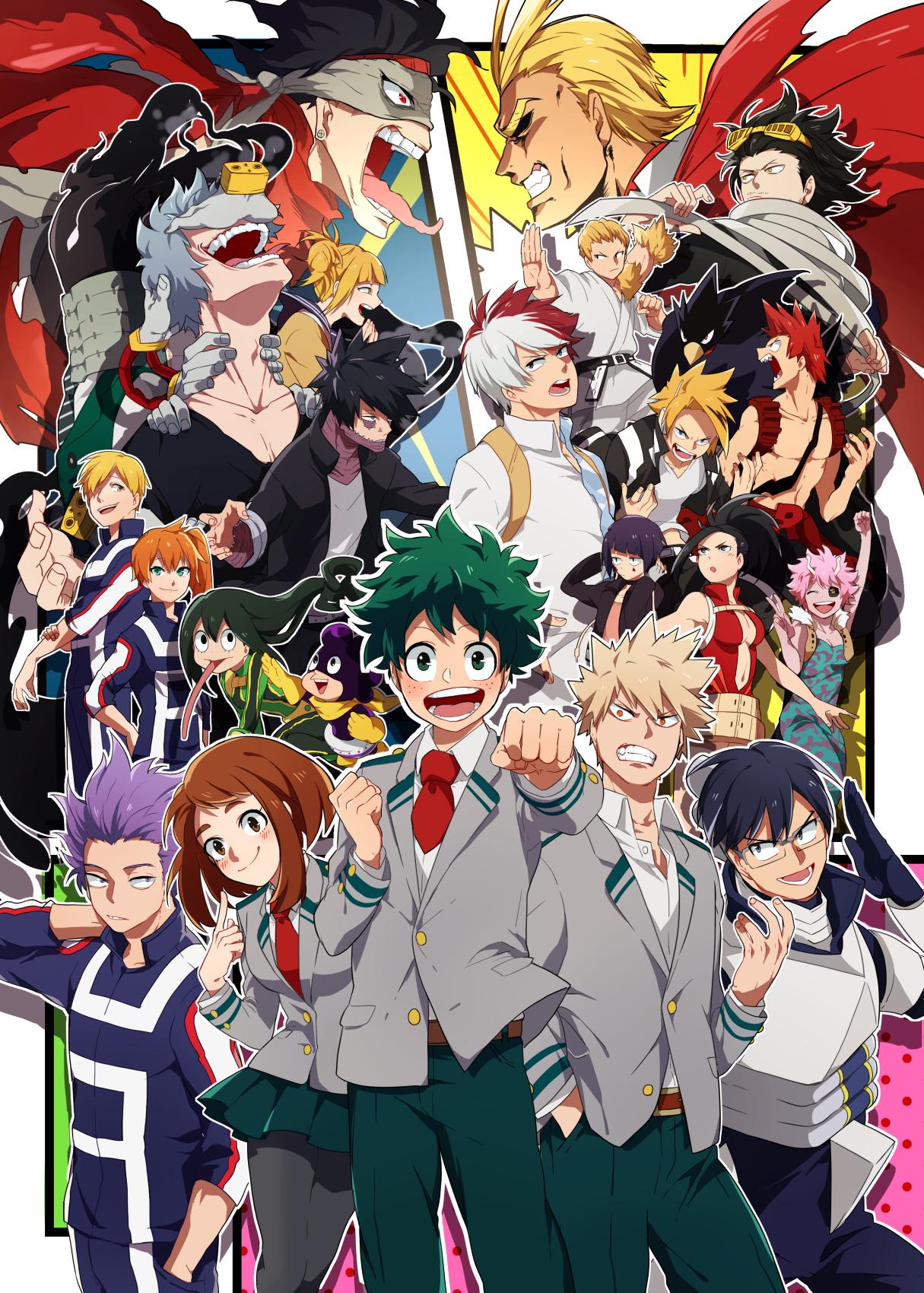 Hd wallpaper boku no hero academia - Boku No Hero Academia Fondo De Pantalla Possibly Containing Anime Titled Boku No Hero Academia