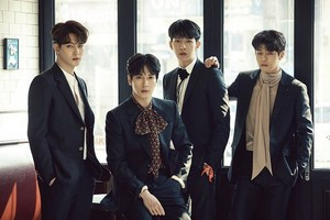CNBLUE treats ファン to a group teaser image