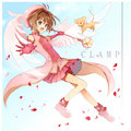 Cardcaptor Sakura - anime fan art