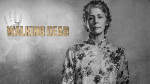 The Walking Dead Hintergrund entitled Carol Peletier