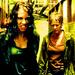 Carol and Maggie - the-walking-dead-carol-peletier icon