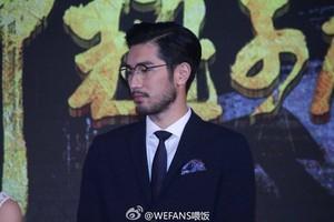 Chinese Hero Zhao Zi Long - Press Conference