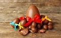 Chocolate Eggs - chocolate wallpaper