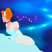 Walt Disney Icons - Princess Cinderella - walt-disney-characters icon